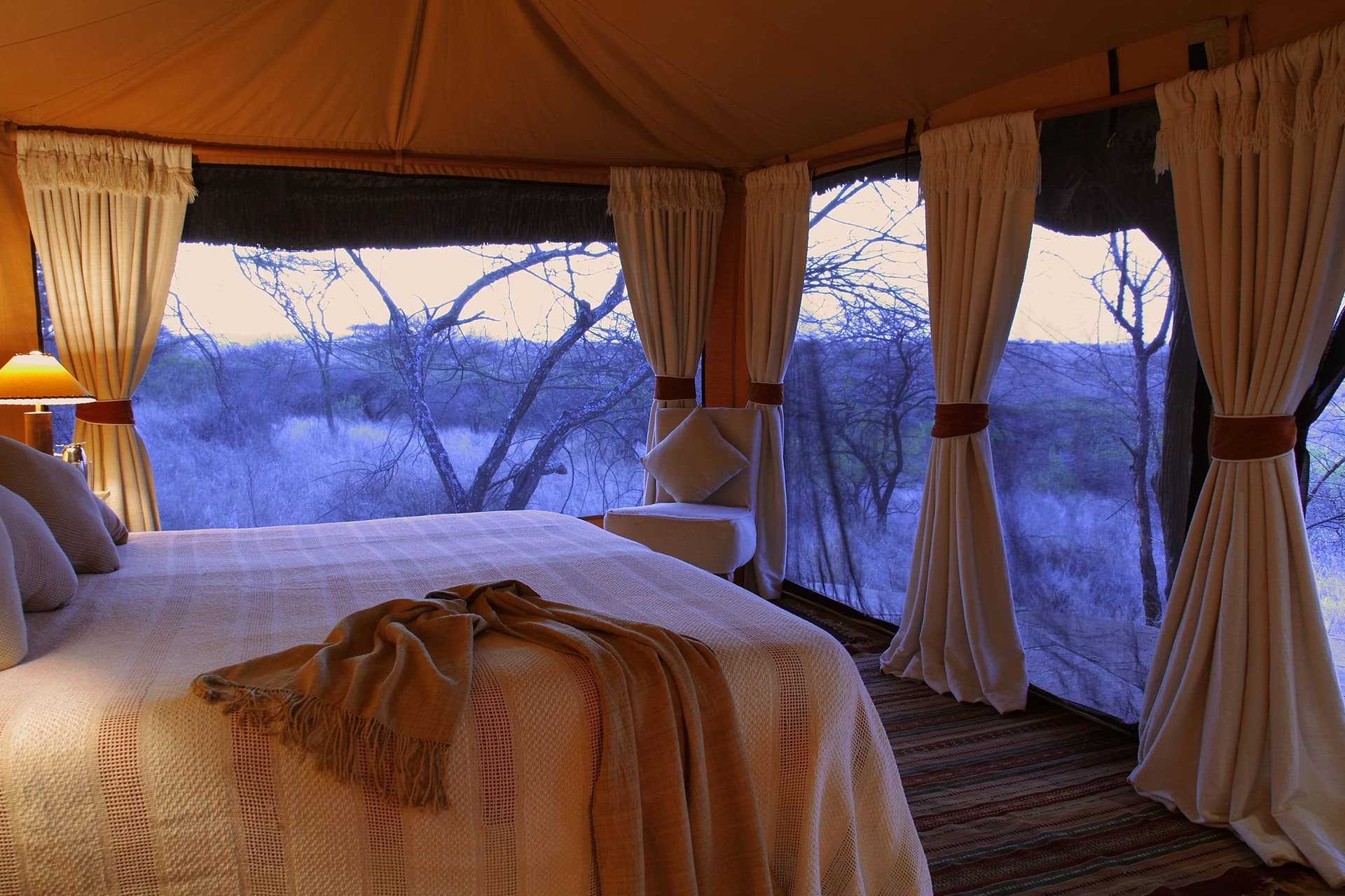 Adumu Safaris - Accommodations