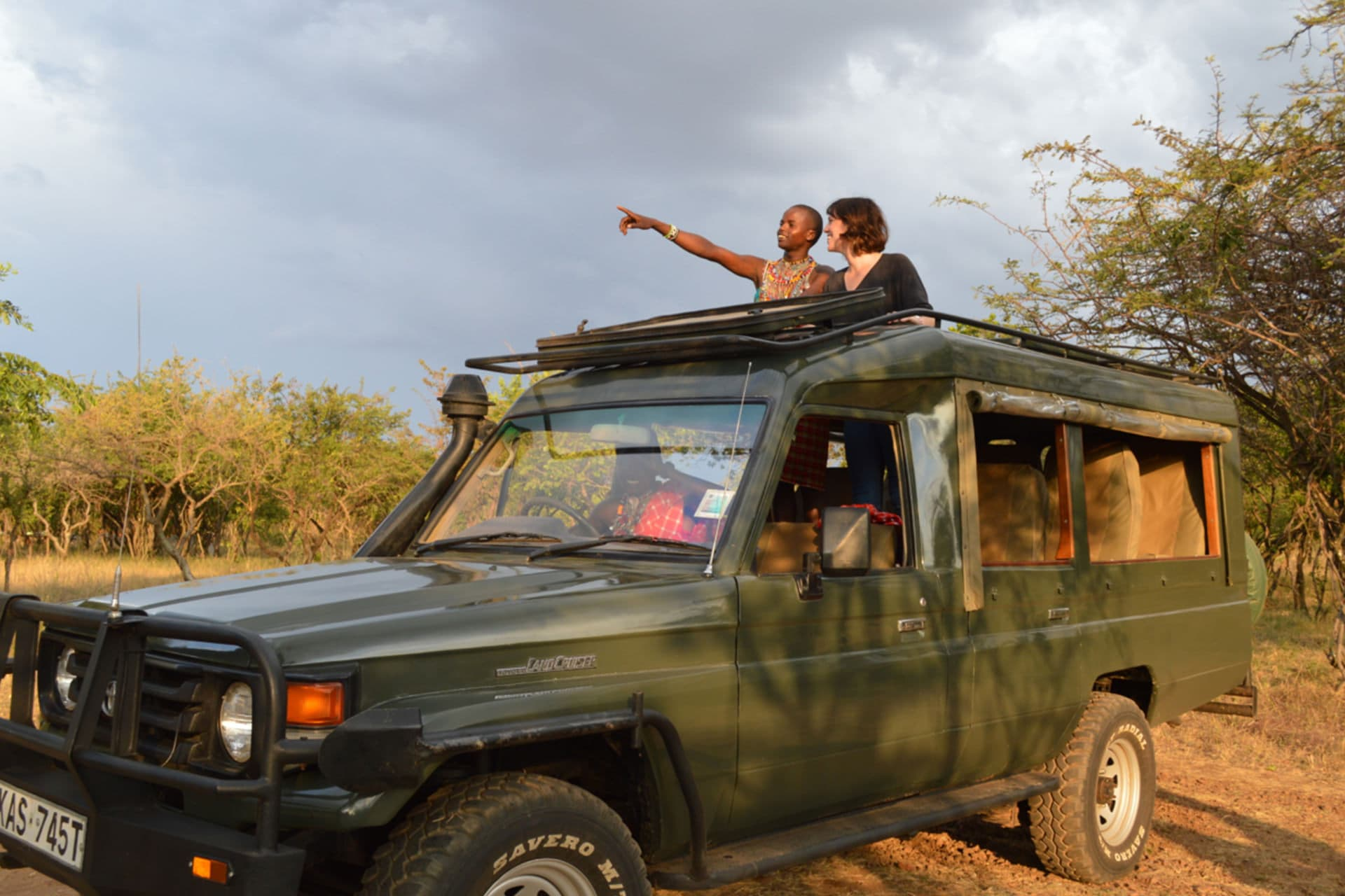 Adumu Safaris - Voluntourism